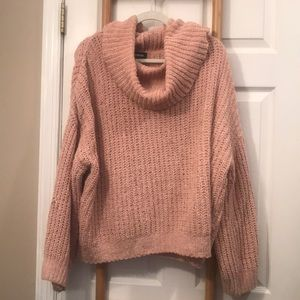 Chunky turtleneck sweater SO COMFY